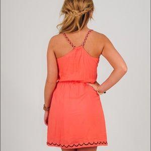 Superb Dresses - NWT Coral dress